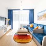 Apartament M5 Kasprowicza 14 pokój dzienny