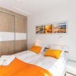 Apartament M5 Kasprowicza 14 sypialnia