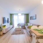 Apartament M49, 2-pokojowy ul. Kasprowicza 18